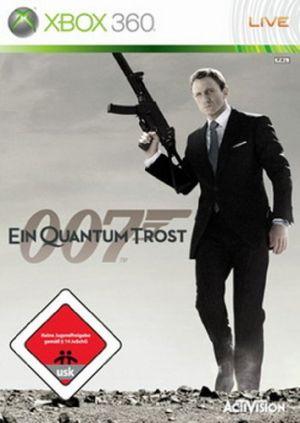 James Bond 007: Ein Quantum Trost [German Version] for Xbox 360