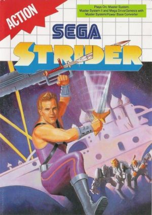 Strider for Master System