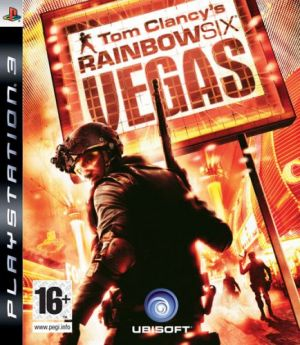 Tom Clancy's Rainbow Six: Vegas [PlayStation 3] for PlayStation 3