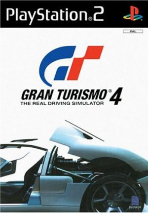 Gran Turismo 4 (PS2) [PlayStation2] for PlayStation 2