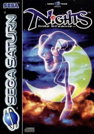 NiGHTS into Dreams for Sega Saturn