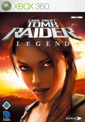 Eidos Interactive Tomb Raider Legend (German version) for Xbox 360