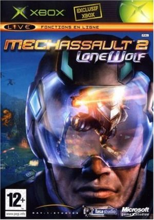 MechAssault 2: Lone Wolf (Xbox) [Xbox] for Xbox