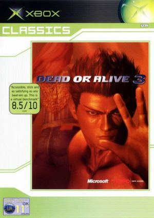 Dead or Alive 3 [Classics] for Xbox