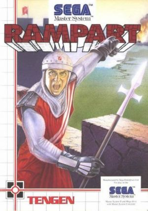 Rampart for Master System