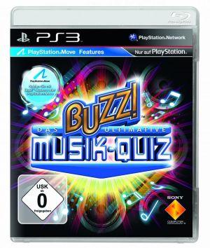 Buzz Ultimate Musik-Quiz [German Version] [PlayStation 3] for PlayStation 3