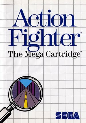 Action Fighter for Master System
