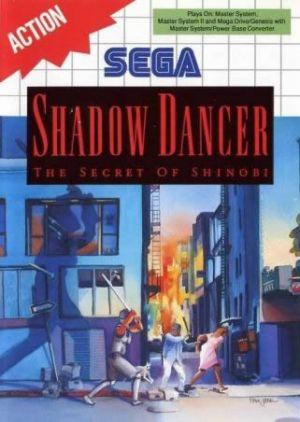 Shadow Dancer: The Secret of Shinobi for Master System
