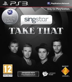 Singstar: Take That [PlayStation 3] for PlayStation 3