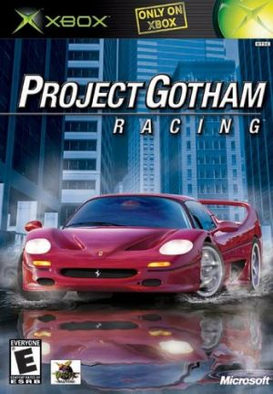 Project Gotham Racing [Xbox] for Xbox