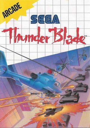 Thunder Blade for Master System