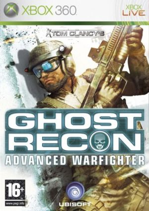 Tom Clancy's Ghost Recon: Advanced Warfighter for Xbox 360