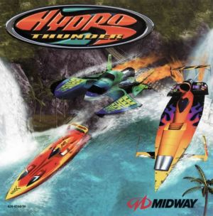 Hydro Thunder for Dreamcast