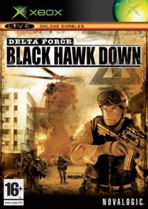 Delta Force: Black Hawk Down for Xbox