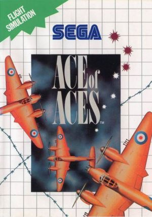 Ace of Aces for Master System
