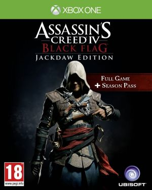 Assassin's Creed 4 Jackdaw Edition (Xbox One) [Xbox One] for Xbox One