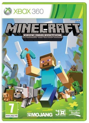 Minecraft (Xbox 360 Edition) for Xbox 360