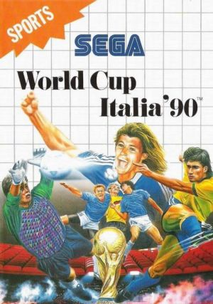 World Cup Italia '90 for Master System