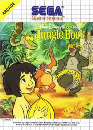 The Jungle Book for Master System