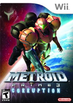 Metroid Prime 3: Corruption (Wii) [Nintendo Wii] for Wii