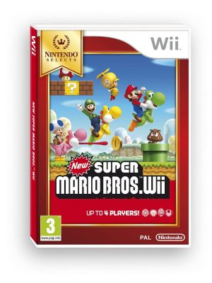 Nintendo Selects: New Super Mario Bros. Wii (Nintendo Wii) [Nintendo Wii] for Wii