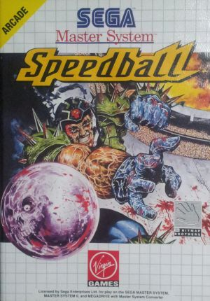 Speedball for Master System