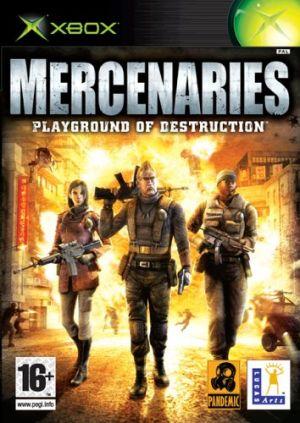 Mercenaries (Xbox) [Xbox] for Xbox
