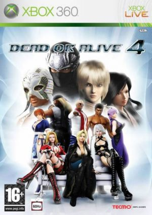 Dead or Alive 4 for Xbox 360