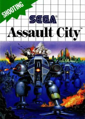 Assault City for Master System