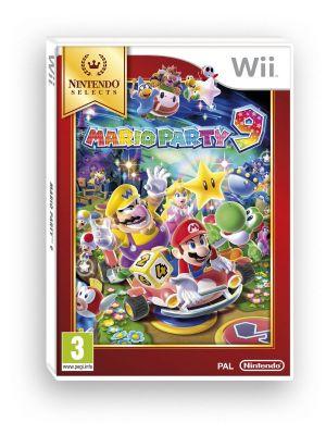 Nintendo Selects: Mario Party 9 (Nintendo Wii) [Nintendo Wii] for Wii