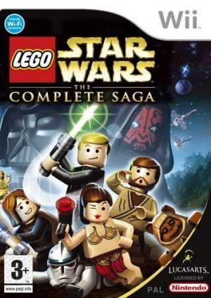 Lego Star Wars: The Complete Saga (Wii) [Nintendo Wii] for Wii