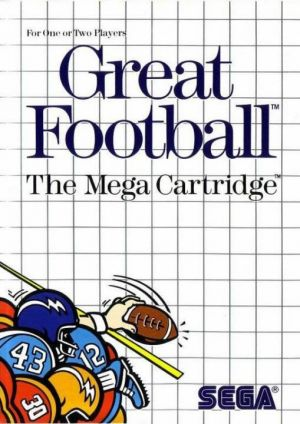 Great Football for Master System