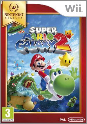Nintendo Selects: Super Mario Galaxy 2 (Nintendo Wii) [Nintendo Wii] for Wii