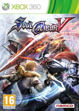 SoulCalibur V for Xbox 360
