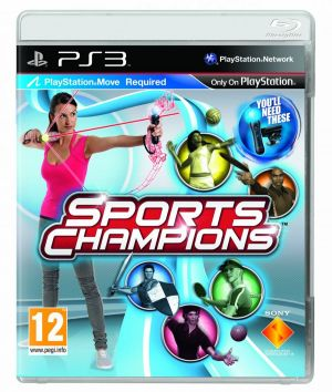 Sports Champions - Move Required [PlayStation 3] for PlayStation 3
