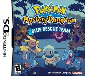 Pokémon Mystery Dungeon: Blue Rescue Team for Nintendo DS