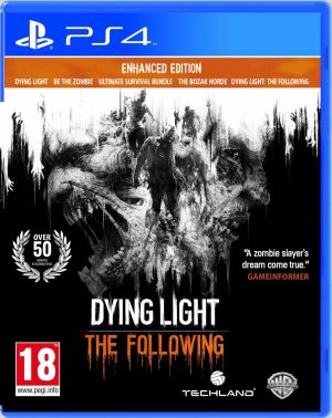 Dying Light: The Following [Enhanced Edition] for PlayStation 4