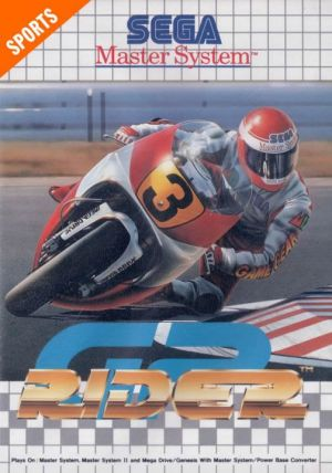 GP Rider for Master System