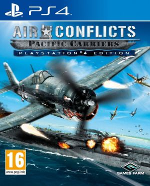 Air Conflicts: Pacific Carriers for PlayStation 4