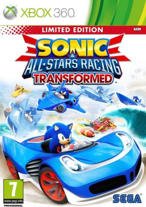 Sonic & All-Stars Racing Transformed [Limited Edition] for Xbox 360