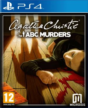 Agatha Christie - The ABC Murders for PlayStation 4