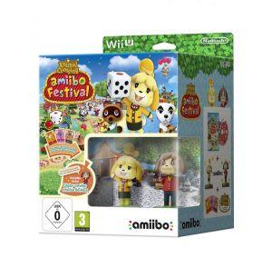Animal Crossing Amiibo Festival + Amiibo for Wii U