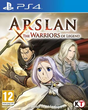 Arslan: The Warriors of Legend for PlayStation 4