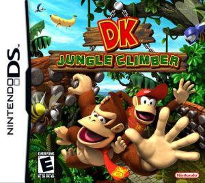 Donkey Kong: Jungle Climber (Nintendo DS) for Nintendo DS