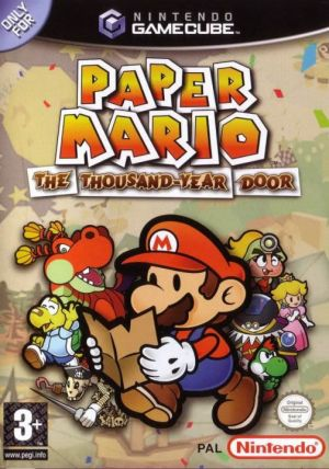 Paper Mario: The Thousand-Year Door for GameCube