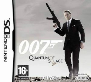 Quantum of Solace for Nintendo DS