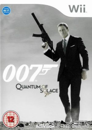 Quantum of Solace for Wii