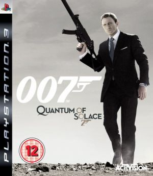 Quantum of Solace for PlayStation 3