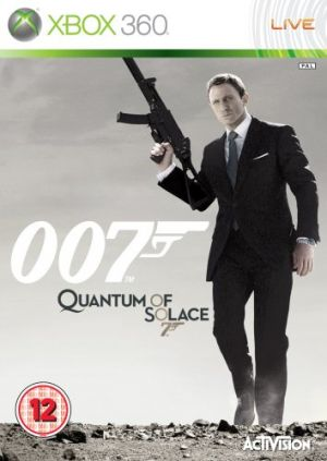 Quantum of Solace for Xbox 360
