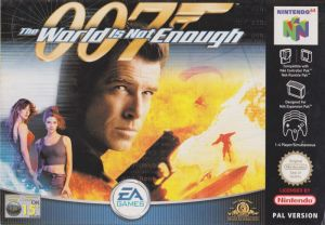 007: The World Is Not Enough for Nintendo 64